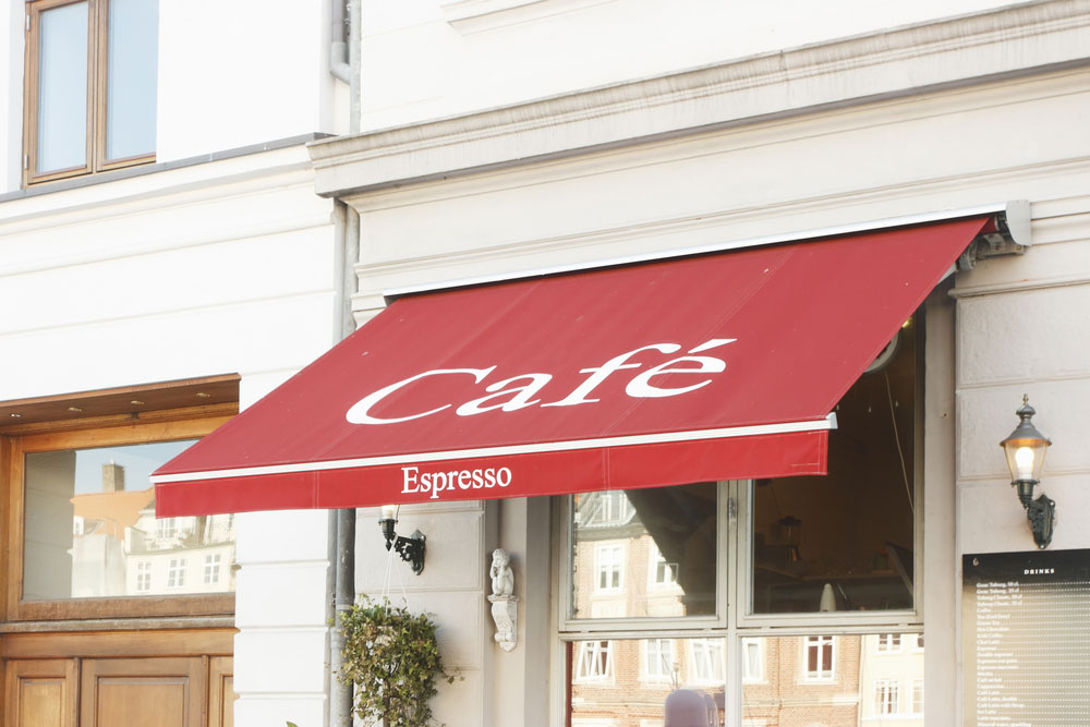 Awning Sign Installation & Manufacturers Company in ...